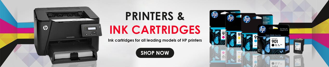 Printer & Ink Catridges