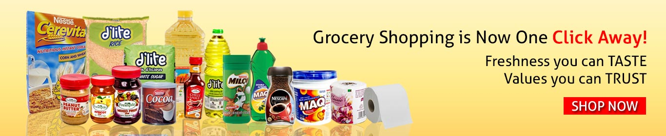 Grocery Items Online