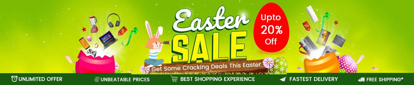 Easter Sale Website