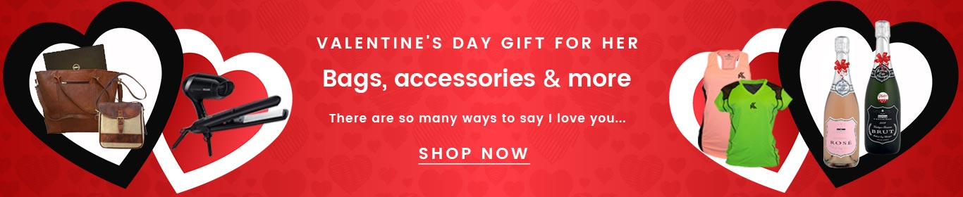 Valentine's Day Gift For Her- Web