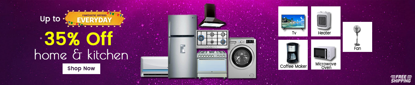 Home Appliances Web