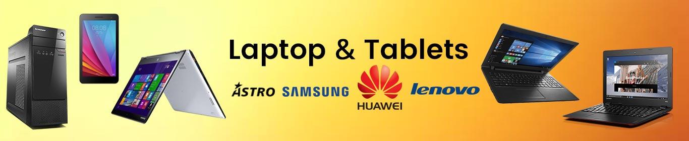 Laptops, Tablets & Notebooks Online- Best Deal