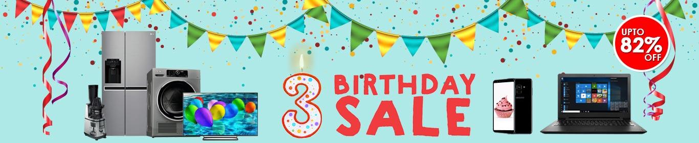 Tigmoo Birthday Sale- Smartphones, Home & Kitchen Appliances