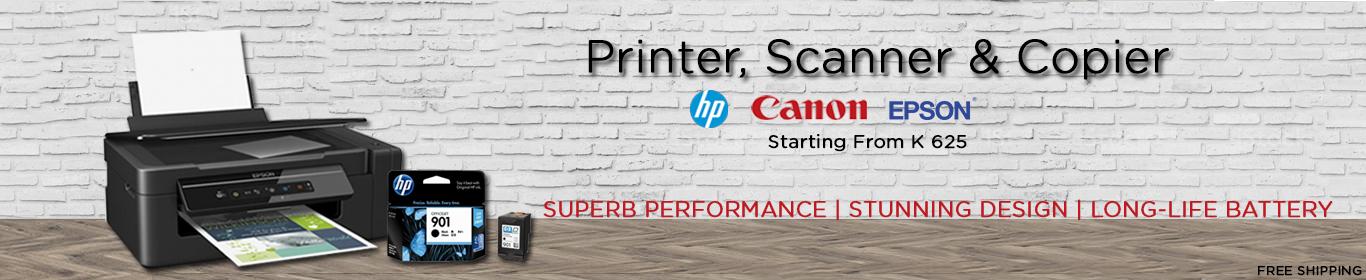 Printers Slider