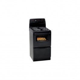 DEFY STOVE 521S (BLK) Electric Stove with Thermo Fan 49L DSS506