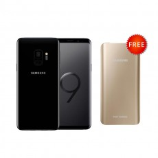 Samsung Galaxy S9 64 GB (Titanium Grey) with Free Samsung Power Bank