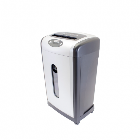 Paper Shredder (10 Sheets, 3*9mm, Micro Cut