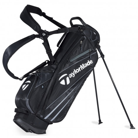 TaylorMade 1.0 Stand Bag (Black)