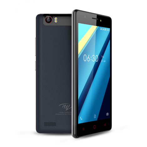 Itel It1556 Plus 8 GB (Dark Blue)
