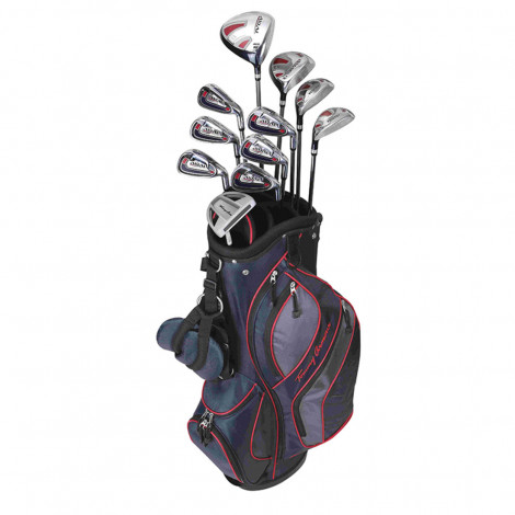 Tommy Armour Men's Axial Complete Golf Set (Left Handed)