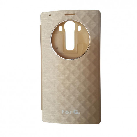 LG G4 s-view case (Golden)