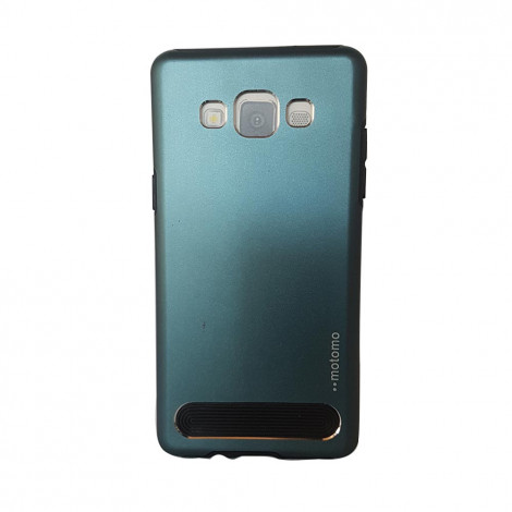 Motomo Cover For Samsung Galaxy A5 (Green)