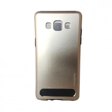 Motomo Cover For Samsung Galaxy A5 (Gold)