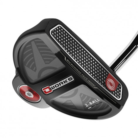 Odyssey O-Works Putter RH SuperStroke 2 Ball