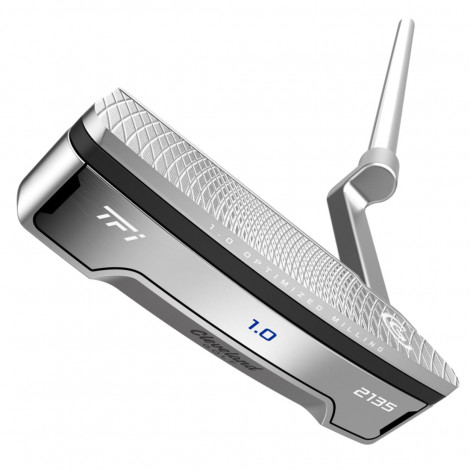 Cleveland TFI 2135 Satin Oversized Grip RH 1 Putter (Right)