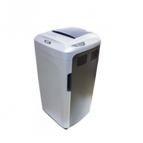 Paper Shredder 22 Sheets 3.9*38mm Cross Continuous