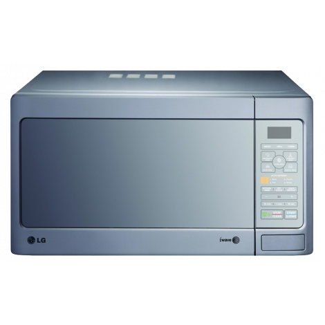 LG MS4042GMS Microwave Oven