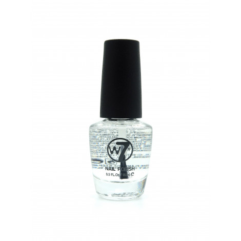 W7 Nail Polish (Nude Diamond Top Coat)