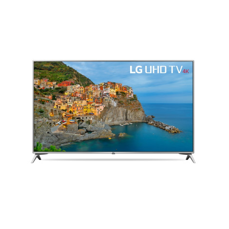 LG 65UJ651V UHD Smart Satellite TV