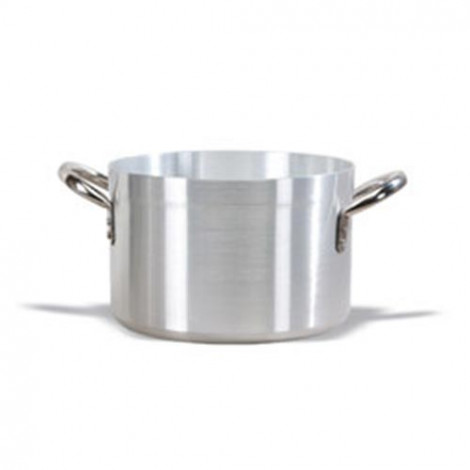 Casserole With 2 Handles With Lid 24CM