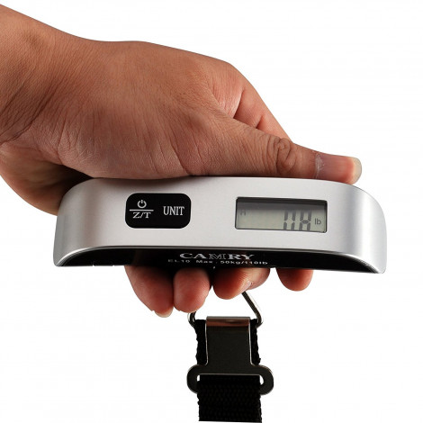 Real Luggage scale EL10