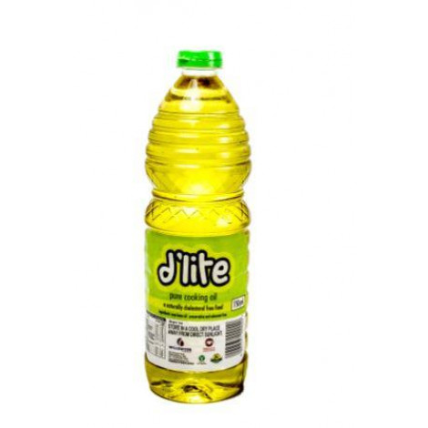 D'lite Oil 750ml