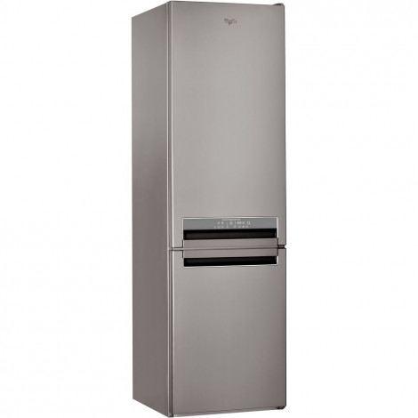 WHIRLPOOL 60cm Combi Fridge & Freezer BSNF 9782 OX