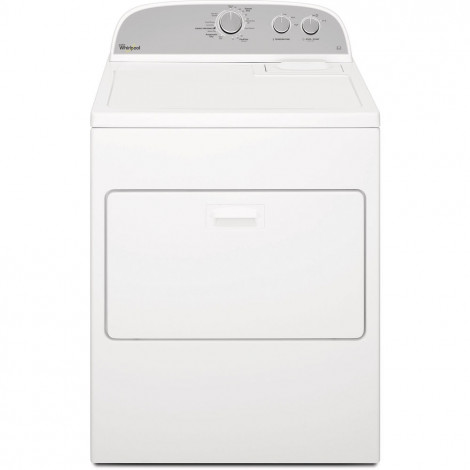 Whirlpool 10.5 kg 3LWED4830FW Heavy duty dryer - White