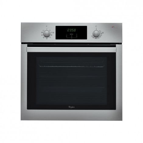 WHIRLPOOL 60cm Single Multi-function oven AKP 742 IX