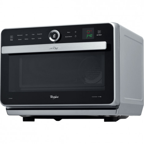 Whirlpool 6th Sense Jetchef Microwave Oven JT 469 Silver