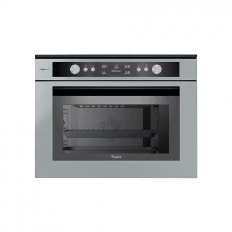 Whirlpool 6th Sense Steam Oven AMW 599 IXL