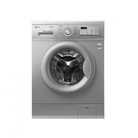 LG 8 KG Front Loader Washing Machine FH4G7TDY5