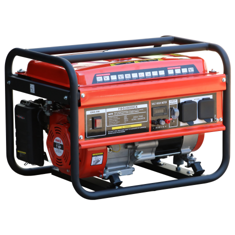 Ellies 2.5kW/2.8kVA Recoil Start Petrol Generator