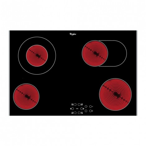 WHIRLPOOL 77CM BUILT-IN HOB AKT8360LX
