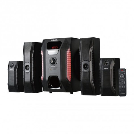REAL AS41-180BBT ACTIVE SPEAKER