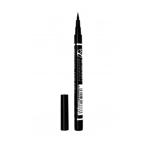 W7 Automatic Fine Eyeliner Pen (Black)