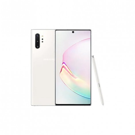 Samsung Galaxy Note 10+ (Aura White, 12GB RAM, 256GB Storage)