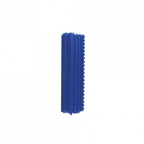 BINDER COMB ELEMENT PLASTIC 30 SHT 6MM BLUE (25)
