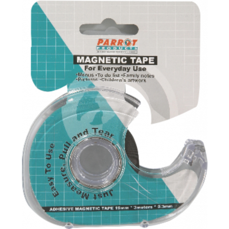 Parrot Magnetic Flexible Tape S/Adhesive (3m*19mm*0.3mm)