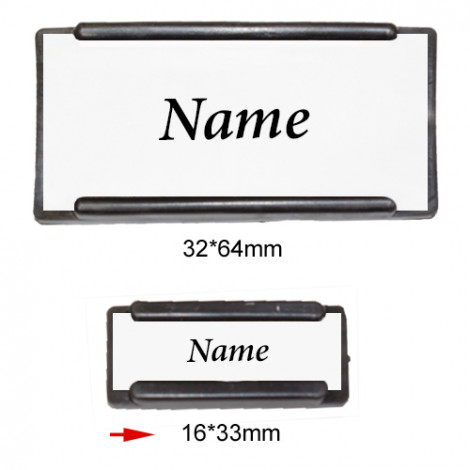 Parrot Letter Board Title Frame (16*33mm)