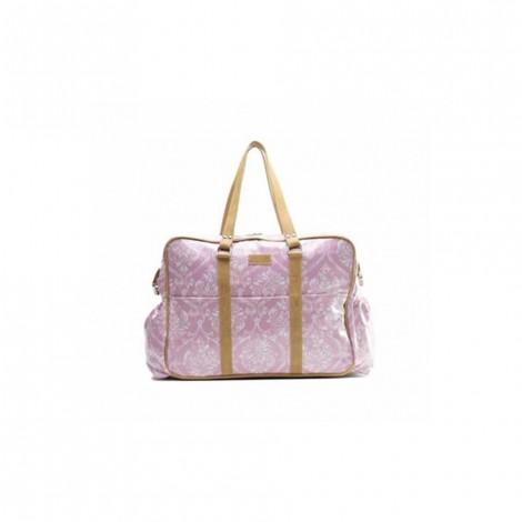 Emily Louise Toddler BagDamask Pink