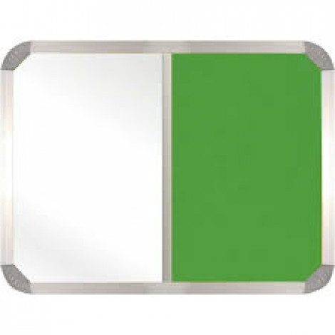 Combi Boards Non-Magnetic 1200*900mm (Green)