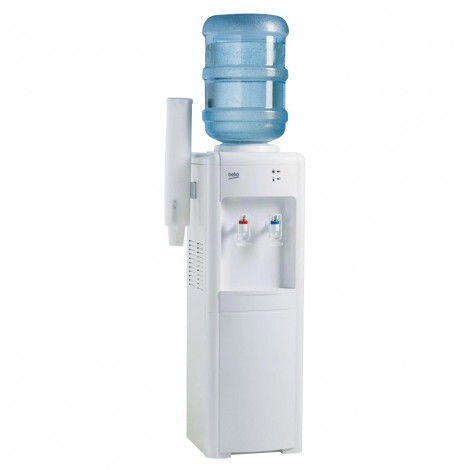 BEKO BSS2201TT Hot & Cold White Water Dispenser