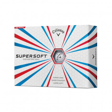 Callaway Supersoft Golf Ball (Per Dozen)