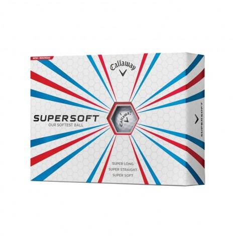 Callaway Supersoft Golf Ball (Per Dozen)