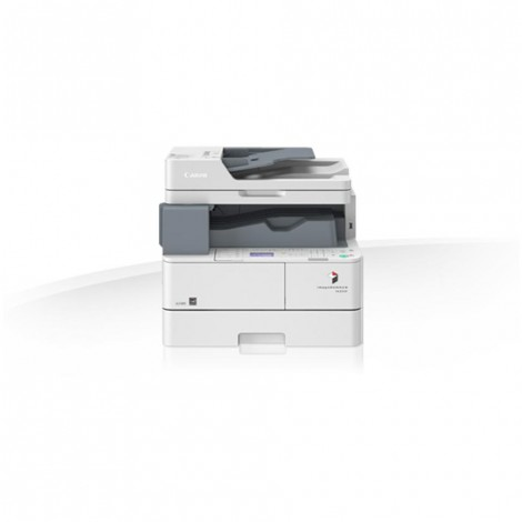 Canon Image RUNNER 1435iF MFP - Printer, copier, scanner, send & fax. Paper cassette/s: A4. Multi-purpose tray: Standard size: A4, A5, B5, Legal, Letter, Executive, Statement, Envelopes (No.10 (COM10), Monarch, ISO-C5,DL) Cassette/s : 64 to 90 g/m 2. Mult