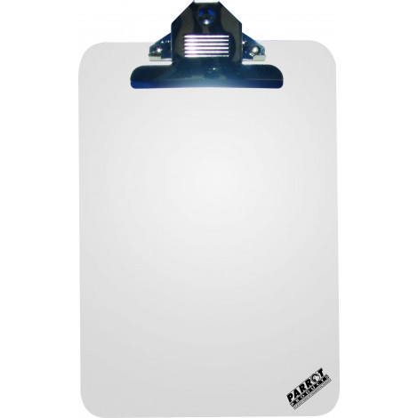Parrot CLIPBOARD 355*230mm WHITE A4