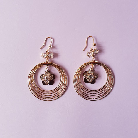 Ear Ring CEY 260 (Gold)