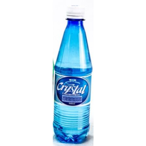 Crystal water 500 ml