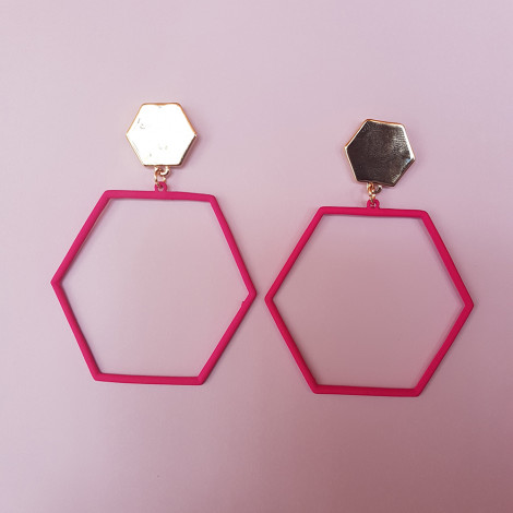 Ear Ring CUY 280 (Pink)